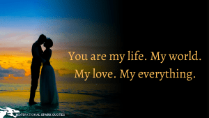 you are my everything quotes