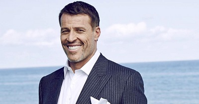3 Tony Robbins Motivational Books You Should Read