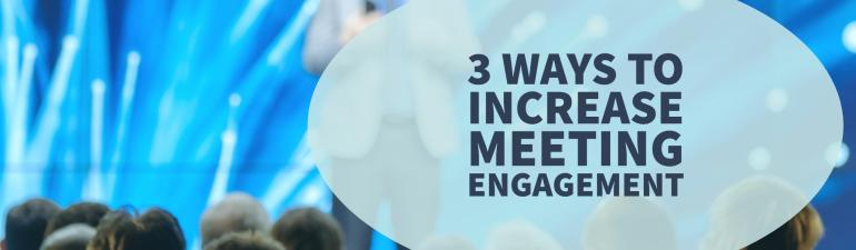 meeting engagement