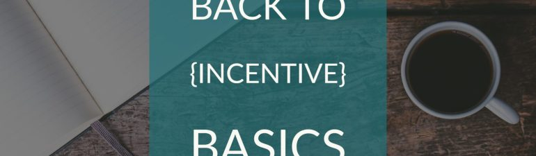 types of incentive programs