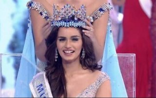 Just In : Manushi Chhillar is Miss world 2017 - Motivation N You - Motivational Blogs 2017
