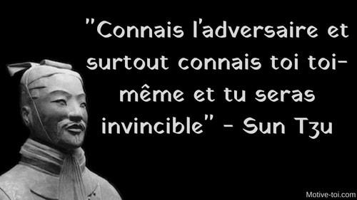 Sun Tzu - Citation