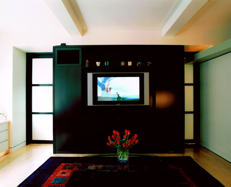 murphy bed in small living room furniture set images beds wall london ontario canada