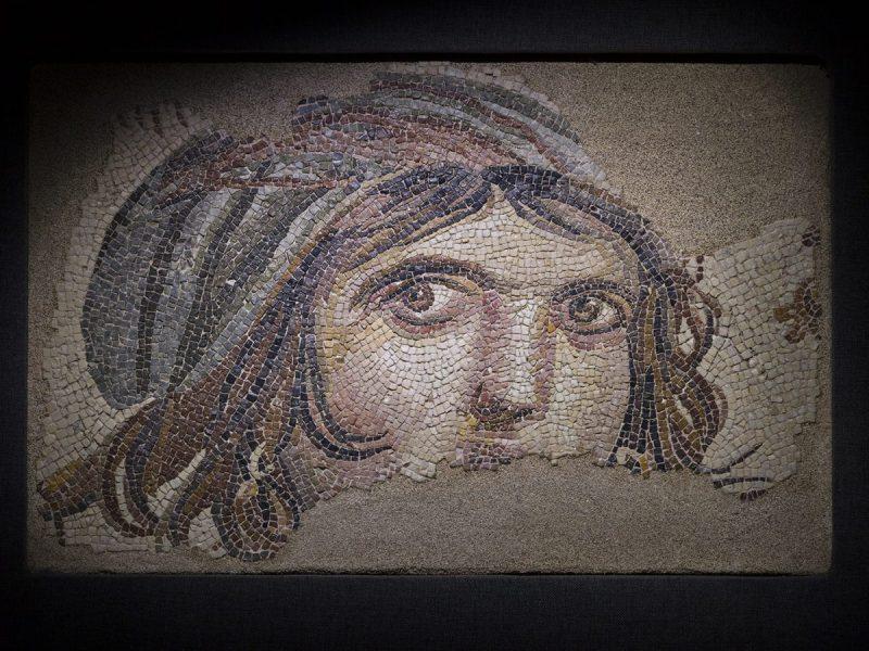Zeugma Mosaic Museum, Gaziantep