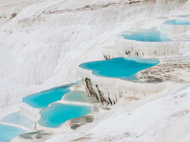 The Best Thermal Springs in Turkey