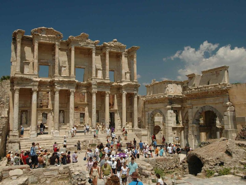 Roman Ruins in Turkey