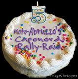 Aprilia Caponord ETV1000 Rally-Raid - 5th Birthday!