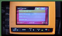 Aprilia Caponord ETV1000 Rally-Raid INNOVV K1 DVR dual camera HD