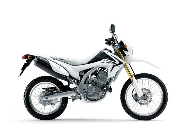 Honda CRF 250 L (2012-present): The small universal
