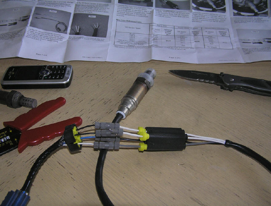 4 wire lambda sensor wiring diagram 4l60e transmission suzuki xl 7 oxygen o2 replacement