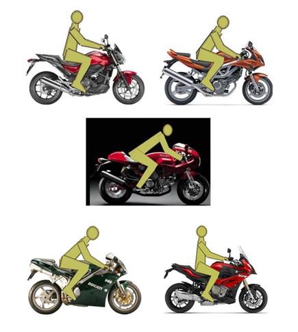 met batten in de bocht bochtentechniek zithouding moto maestro motortrainingen