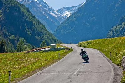 Moto Maestro Bergtrainingen Motortrip in de alpen