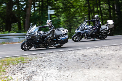 Bergtraining Zwarte Woud - Moto Maestro Motortrainingen