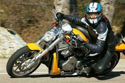 Goed doorkijken helpt een juiste zithouding - Moto Maestro Motortrainingen
