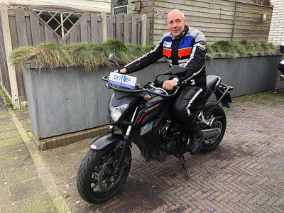 Motorrijopleiding bij Detlef Rijopleidingen - Moto Maestro Motortrainingen