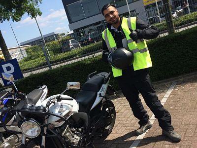 Motorrijopleiding bij Rijschool Altun - Moto Maestro Motortrainingen
