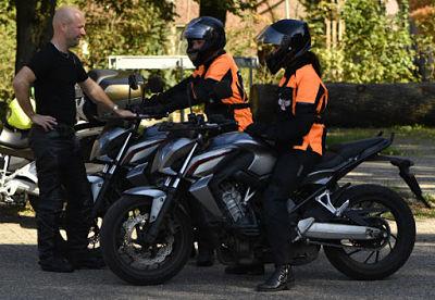Motorrijopleiding bij Motori - Moto Maestro Motortrainingen