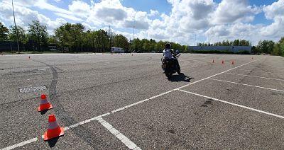 Uitwijken - Moto Maestro Motortrainingen