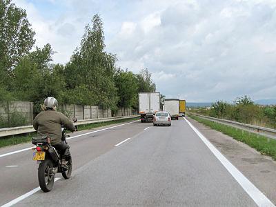 Vluchtmogelijkheden op de snelweg - Moto Maestro Motortrainingen