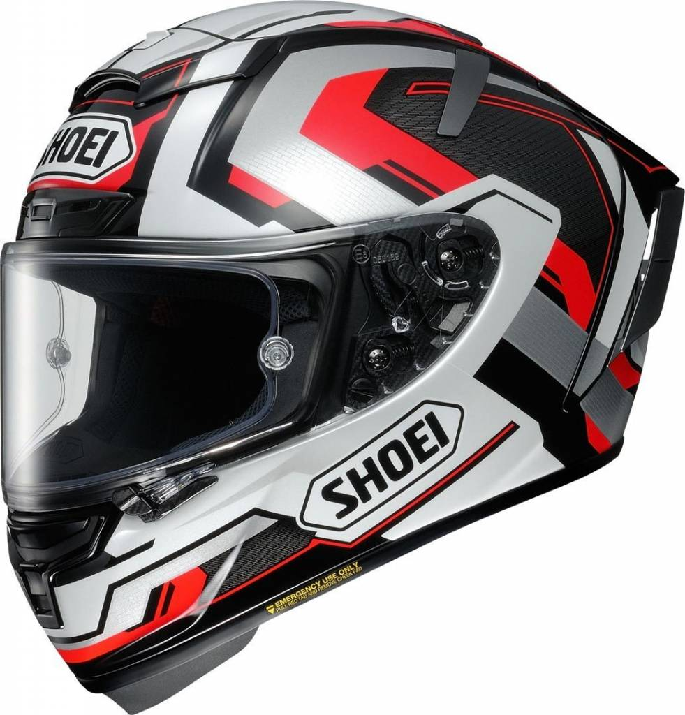 Shoei X-Spirit III BRINK TC-5 Image