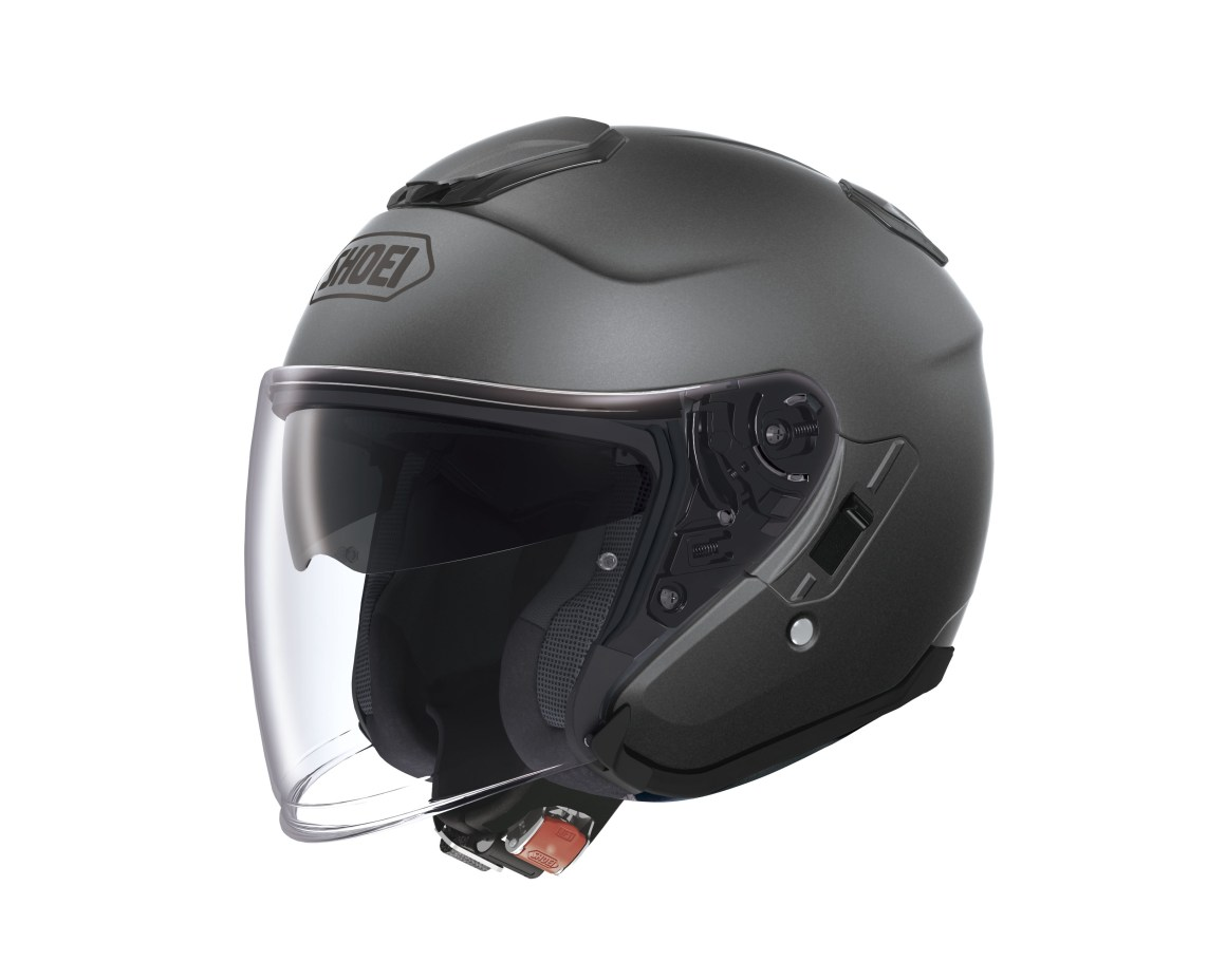 Shoei J-Cruise MATT DEEP GREY Image