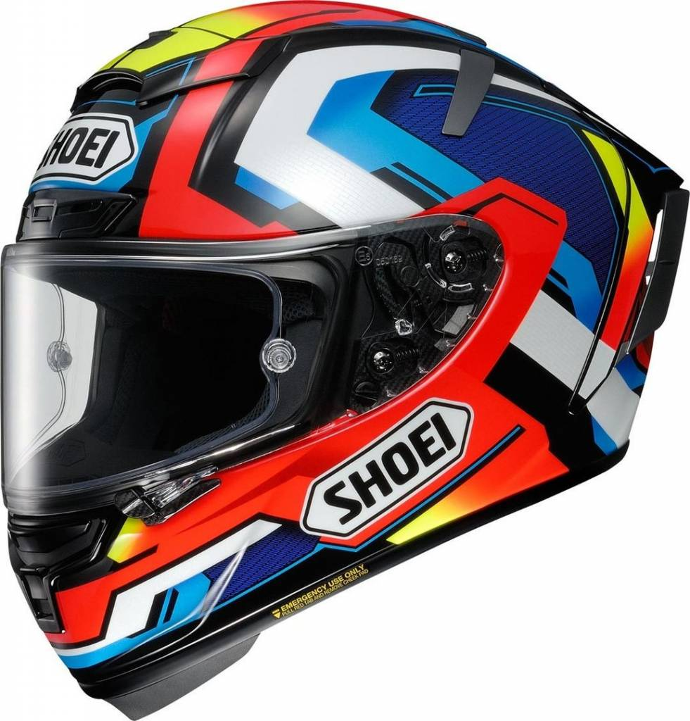 Shoei X-Spirit III BRINK TC-1 Image