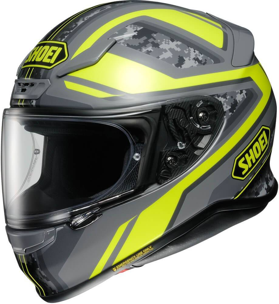 Shoei NXR Parameter TC-3 Image