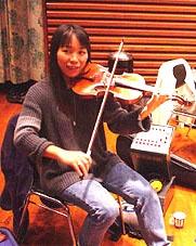 金子飛鳥 (Violin)