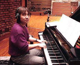篠田元一 (Piano)