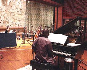 スタジオ全景