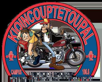 """Moto-Pyrénées était dans l'émission """"spéciale motardes"""" de la radio Kiqincoup"""