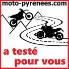 Balades Voyage Moto Pyrenees Logo Carré TEST (1)