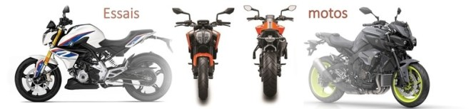 Moto Pyrénées essaie des motos pendant la journée du motard