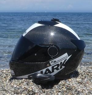 Shark Spartan Carbon Un Casque Vorace Endurant Et Léger Moto