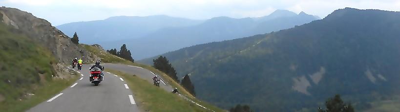 s'inscrire aux balades moto chez moto pyrenees