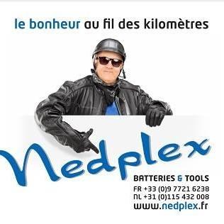 Accessoires moto, consommables Nedplex