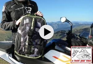 Vidéo caractéristiques et impressions Bagster sac à dos Storm