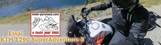 essai Moto Pyrénées Adventure 1290