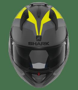 Shark evo one casque modulable apprécié par beaucoup de motards