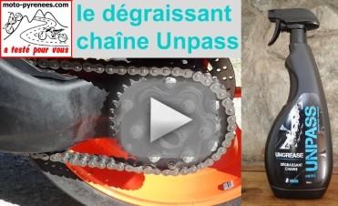 Entretien chaîne Unpass vidéo