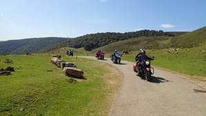 calendrier balades moto dans les pyrenees
