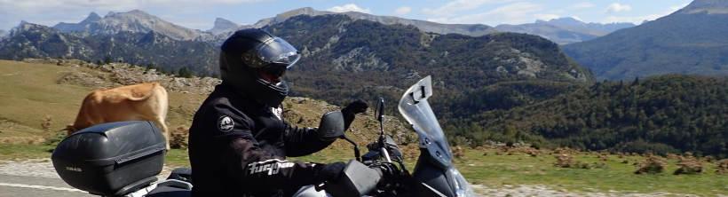 merci mille fois pour la superbe semaine moto dans les Pyrénées