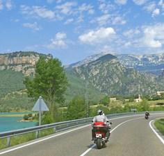 1-Moto Pyrénées balades voyages vacances Radeliers (1)