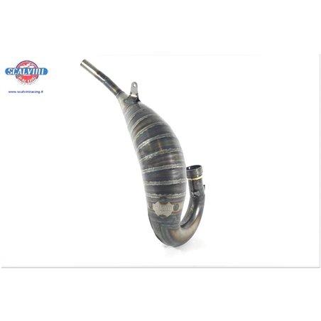 Exhaust Moto Scalvini Racing Gas Gas EC 125 001.134010