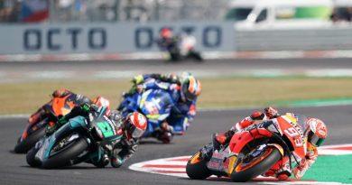 Honda Marquez Misano MotoGP