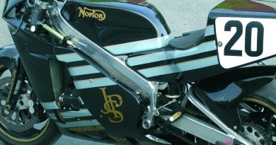 Norton John Player Special: il Wankel vincente