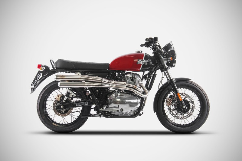 Zard Triumph Royal Enfield Indian Scarichi aftermarket