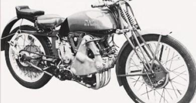 Moto Guzzi: la Tre Cilindri 500 del 1940