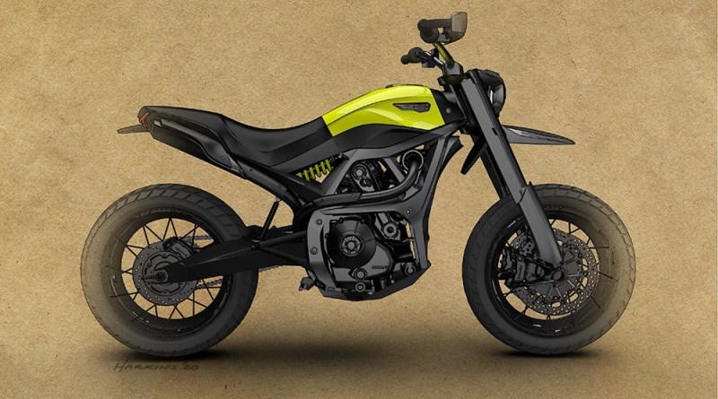 Ducati Scrambler® concept