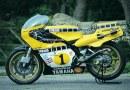 Yamaha OW48: la moto gialla di Kenny Roberts